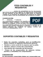 SOPORTES CONTABLES Y REQ.ppt
