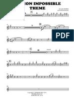 Mission Impossible JKLXL - Trumpet 1 JBB