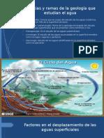 Accion Geologica de Las Aguas Superficiales (1)
