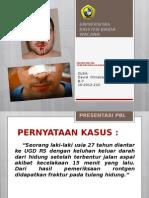 Fraktur Pada Tulang Hidung_Blok7_David.ppt