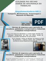 Apresentação NR11