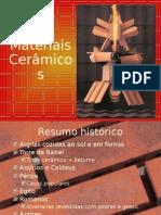 17 - Materiais Cerâmicos