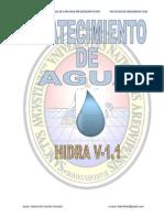 Abastecimiento de agua ( Manual de usuario)