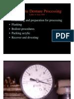 Festoon Processing