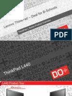 Lenovo ThinkPad - BSchool Deal