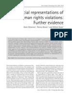 Social Representations of Human Rights