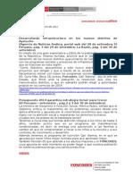 2013 09 30 - Foncodes - Sintesis Informativa