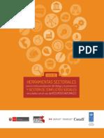 Caja de herramientas sectoriales para la prevención y gestión de conflictos vinculados con el uso de recursos naturales
