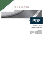 Career Leader Report