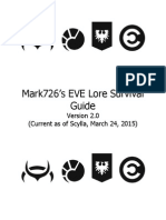 Mark726's Eve Lore Survival Guide