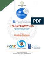 Mapa Participanti - ATL2011 En
