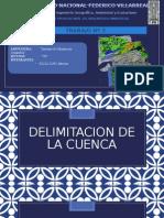 Tutorial de La Delimitacion y Parametros Fisiograficos
