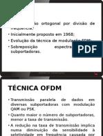 TV Digital Ofdm