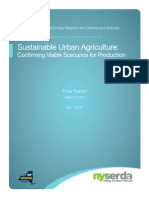 Sustainable Urban Agriculture