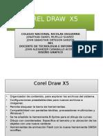 COREL DRAW  X5 1