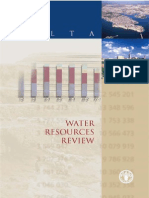 FAO Water Resources