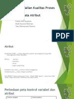Pengendalian Proses Statistik Untuk Data Atribut