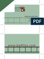 Binder Business Cards
