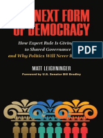 The Next Form of Democracy
