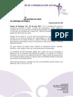 20-07-2011 Realizará DIF Xalapa jornadas de salud en radiología oncológica. C023