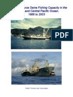 W Pacific Seiner Fleet