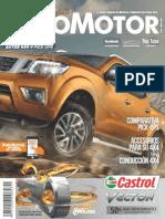 Revista Puro Motor 48 - Autos 4x4 y Pick-Ups 2015
