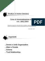 Strut Tura Active Directory