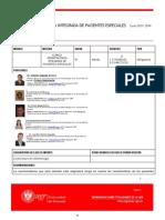 Clínica Odontologica Integrada de Pacientes Especiales