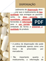 Aula Dispensaçao medicamentos