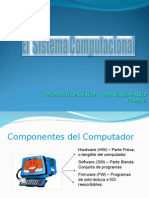 1-Sistema Computacional (a)