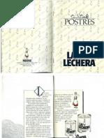 Nestle Postres La Lechera