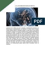 Mindfulness 3-LA NECESIDAD DE ESPACIO MENTAL