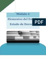 Teoría General Del Estado I - Módulo IV