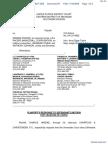 Haddad v. Indiana Pacers et al - Document No. 94