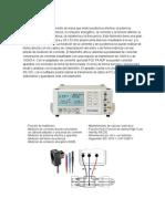 El Fasímetro Es Un Instrumento de Mesa Que Mide La Potencia Efectiva