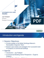 Integrating Solar PV Strategies and Case Studies - BBA Summit 2015