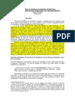 Venezuela y Cuba - Fragmento Del Texto de Manzana
