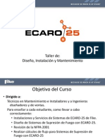 A - ECARO-25 Equipment 2014 Esp