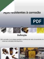 aosresistentescorroso-121206152702-phpapp02