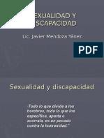 Sexualidad y Discapacidad Javier Mendoza