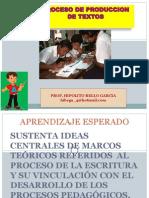 Rutas de Aprendizaje Producción de Textos