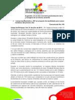21-07-2011 Supervisión permanente en las 33 obras públicas de Xalapa