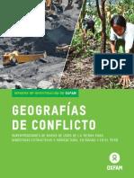 Geografías de conflicto 1