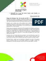 22-07-2011 Brinda DIF Municipal atención integral a niños en situación de calle. C422