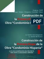 Aplicación PMBOK a un proyecto de construcción