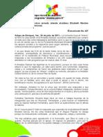 """24-07-2011 Ayuntamiento rompe récord de atención ciudadana en el programa """"Jueves para ti"""". C427"""