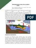 """Infiltraciã""""n Del Agua en La Cuenca Lurin[1]"""