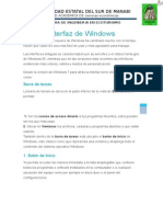Interfas de Windows