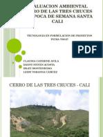 Evaluacion Ambiental Cerro Tres Cruces Cali