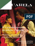 Revista medios impresos